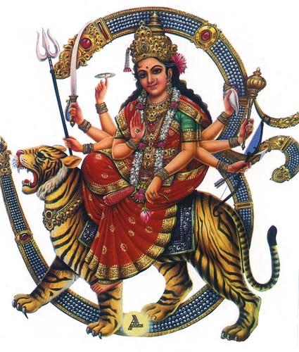 Legenda Dewi Durga, Dewi Penguasa Kuburan Dalam Hindu Bali