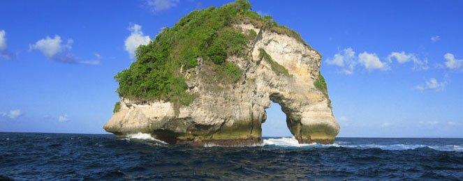 Legenda Asal Mula Pulau Lembongan dan Ceningan Nusa Penida
