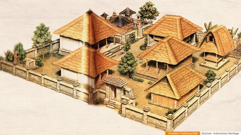 Ilmu Arsitek Bangunan Dalam Hindu