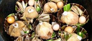 Alasan Kelapa Pada Daksina Harus Dikerik Bersih