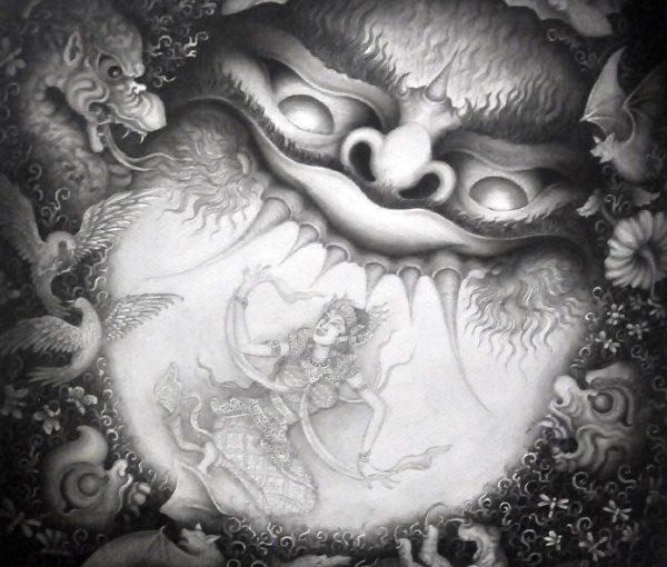 Legenda Tertelannya Dewi Ratih