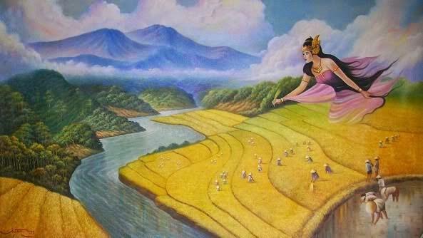 Dewi Sri, Pembawa Kemakmuran Dan Pemberi Kutukan