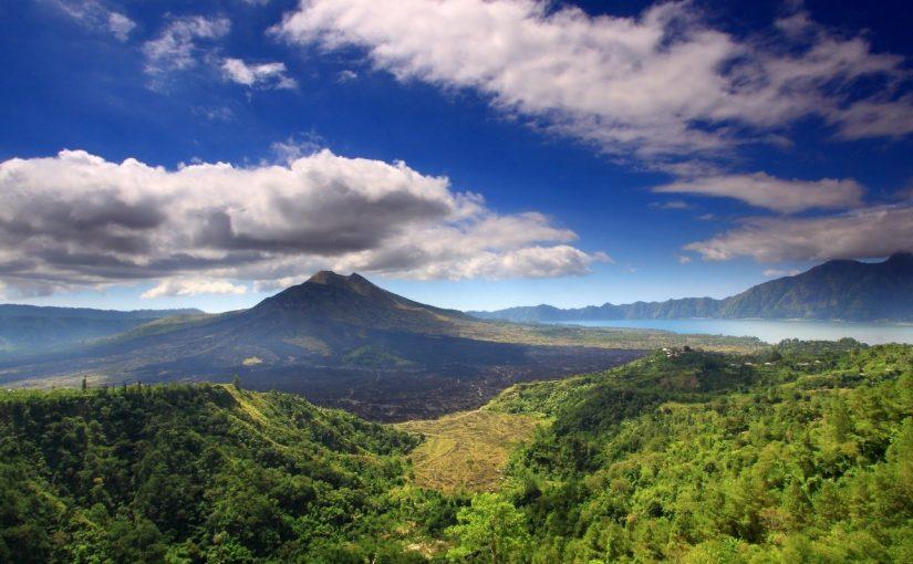 Asal Nama Gunung Dan Danau Batur