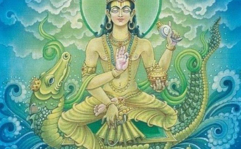 Dewa Baruna (Varuna) - Dewa Laut dan Air