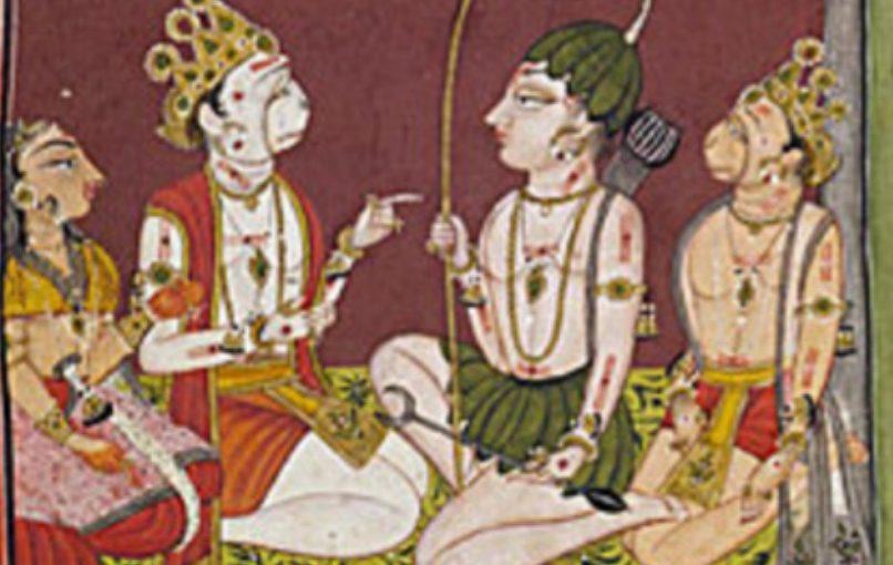 Mengenal Wanara (Manusia Berekor Monyet) dalam Hindu