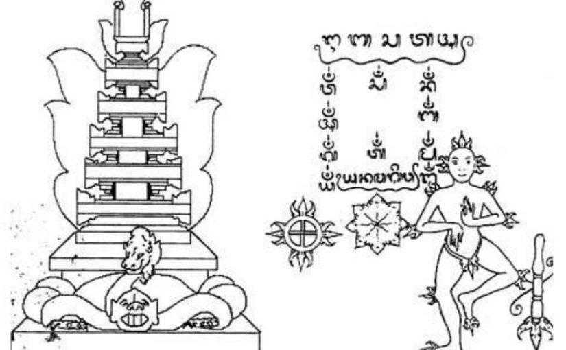 Padmasana – Niyasa Stana Hyang Widhi
