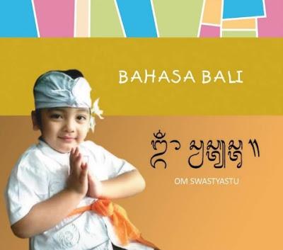 Bahasa Bali Akan Tetap Lestari! Ini Rahasianya
