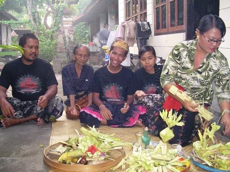 Mengapa Natab Biakaon Menjelang Nyepi ?