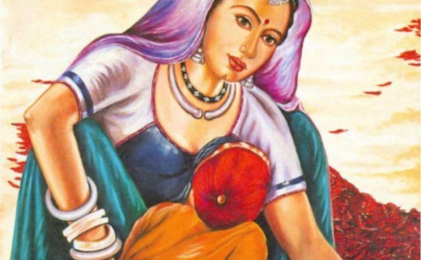 Meditasi Seorang Ibu - Dongeng Hindu