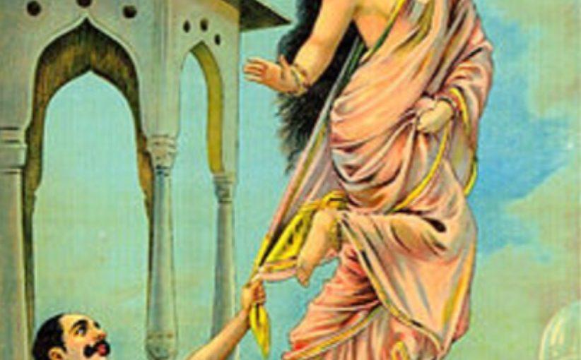 Bhagawan Drona dan Dewi Wilutama - Dongeng Hindu