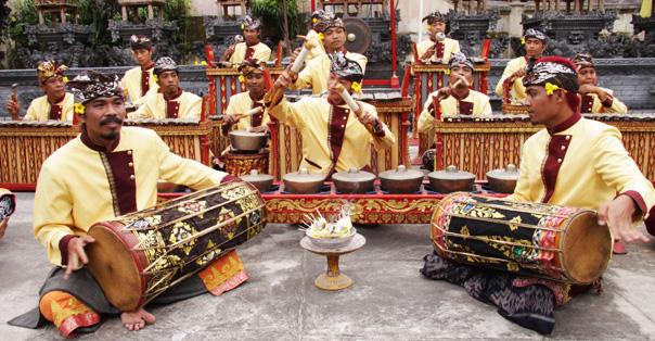Mengenal Asal Usul Gamelan Gong Kebyar