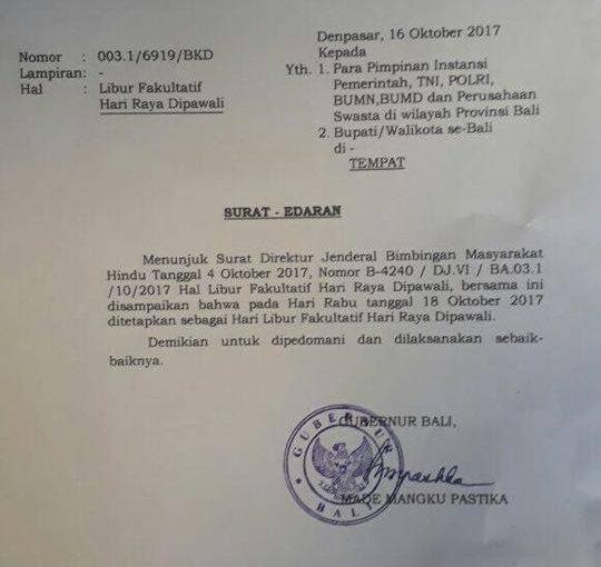 LIBUR DIPAWALI UNTUK UMAT HINDU ETNIS INDIA