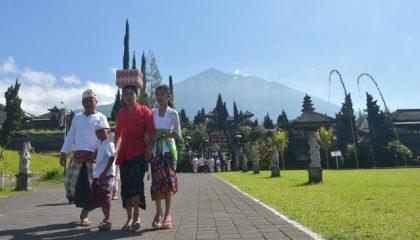 Jaga Taksu Bali, Pura Besakih Jadi Pusat Siwaratri Dunia