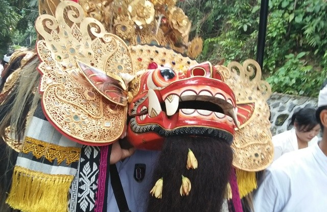 Ngereh, Ritual Magis Mohon Restu dari Tempat Pembakaran Mayat