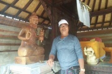 Jero Mangku Gede Ketut Telaga: Tolak Jadi Pemangku, Mobil Masuk Jurang