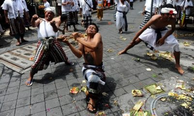 Nangluk Merana dan Panglepeh Sasih Jadi Ritual Penangkal Bala