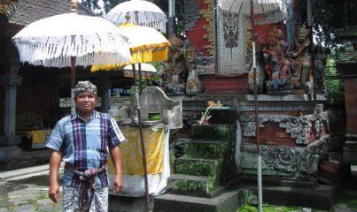 Pantang Tabuh Rah Siang Hari di Pura Dalem Hyang Soka