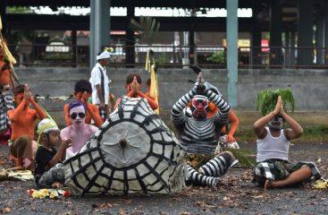 Tradisi Ngerebeg, Hindari Gangguan Wong Samar, Siapa Saja Boleh Ikut